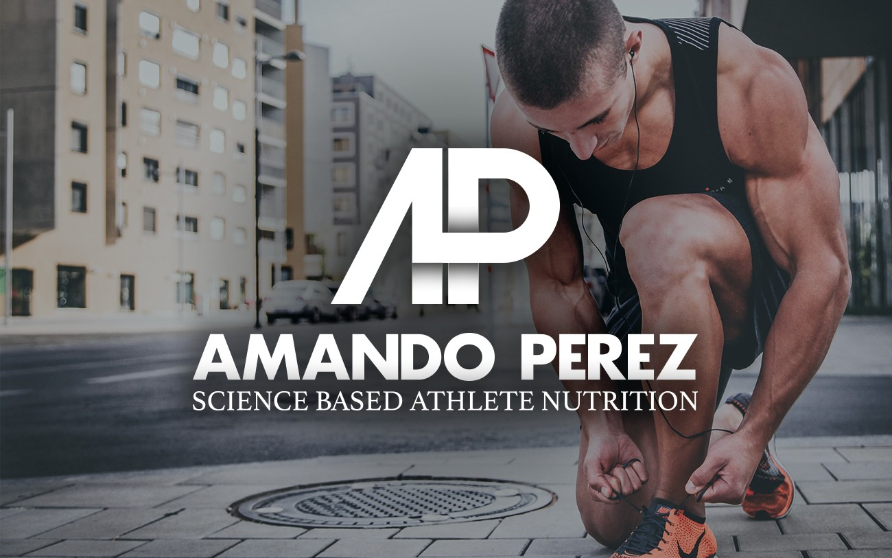Amando Perez Logo Design Presentation