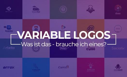 Variable Logos